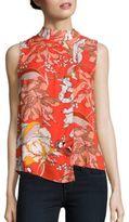 MinkPink Floral Printed Top