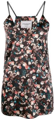 Forte Dei Marmi Couture Floral Print Top