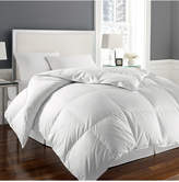 Blue Ridge 1000-Thread Count White Goose Down Twin Comforter Bedding