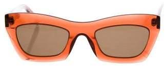 Celine Tinted Cat-Eye Sunglasses w/ Tags