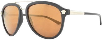 Versace Jeans Versace Medusa Luxe Sunglasses Brown