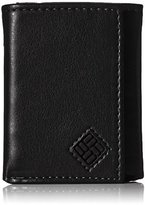 Columbia Men's RFID Blocking Trifold Security Wallet