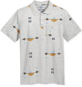 American Rag Men's Graphic-Print Pocket Polo, Only at Macy's