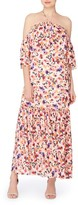Catherine Malandrino Women's Paxton Halter Maxi Dress