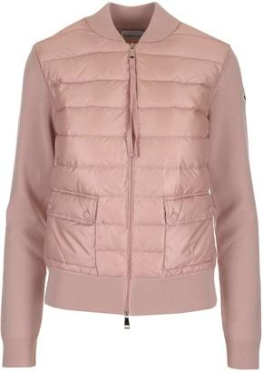 Moncler Zipped Puffer Jacket