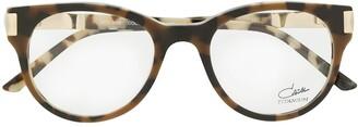 Cazal Round Glasses