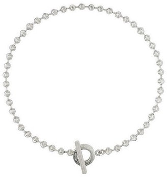 Gucci Boule Chain Sterling Silver Necklace