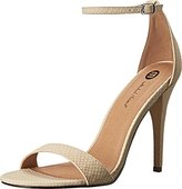 Michael Antonio Women's Jaxine REP1 Dress Sandal
