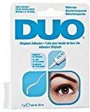 Duo Strip Lash Adhesive Clear, for strip false eyelash 0.25 oz
