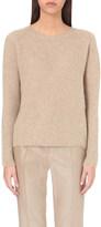 Max Mara Knitted cashmere-blend jumper