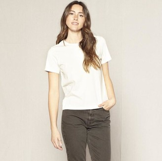 Outerknown - S E A Everyday Tee Salt - XS