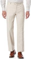 Men Fitted Linen Pants - ShopStyle