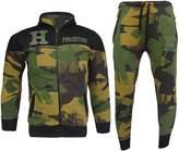 A2Z 4 Kids® Kids Tracksuit Boys HNL Camouflage Hoodie & Botom Jog Suit New Age 7