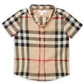 Burberry Baby's & Toddler's Fred Plaid Shirt