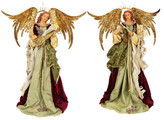 "Mark Roberts Heavenly Angels 32"" Decoration 2-Piece Set"