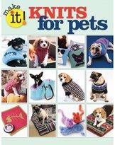 Soho Publishing Knits for Pets Book