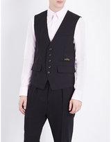 Undercover U Wool Waistcoat