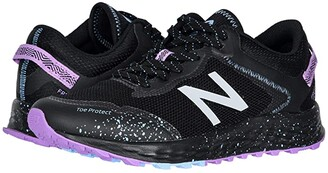New Balance Fresh Foam Arishi Trail (Black/Purple) Women's Running Shoes