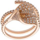 Anita Ko flower ring