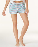 Tommy Hilfiger Striped Knit Pajama Shorts