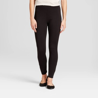 A New Day Women's Soid Ponte Jeggings