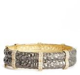 Freida Rothman Women's Contemporary Deco Cubic Zirconia Bracelet
