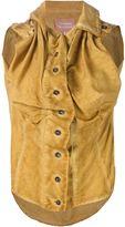 Vivienne Westwood Revolt blouse - women - Silk/Viscose - 8