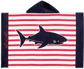 Pottery Barn Kids Breton Stripe Shark Nursery Wrap