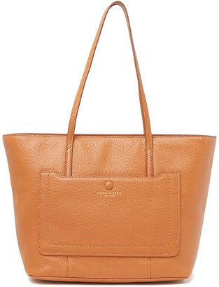 Marc Jacobs Empire City Leather Shopper Tote Bag