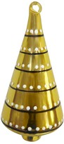 Bloomingdale's Glass Gold Tree Ornament - 100% Exclusive