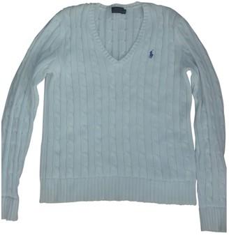 Polo Ralph Lauren White Cotton Knitwear for Women
