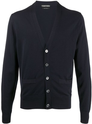 Tom Ford Front Pocket Cardigan