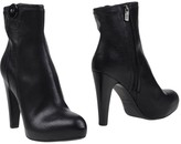Armani Collezioni Ankle boots