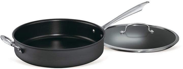 Cuisinart 5 Quart Hard-Anodized Saute Pan