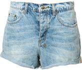 Ksubi denim shorts - women - Cotton - 25