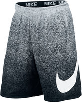 Nike Men's Printed Dri-Fit Fly Shorts