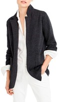 J.Crew Women's Open Front Sweater Blazer