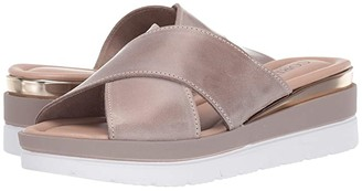 Cordani Aramis (Taupe Leather) Women's Shoes
