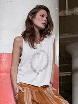 We The Free Daisy Chain Tee at Free People