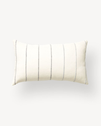 Lulu & Georgia MINNA Recycled Stripe Lumbar Pillow