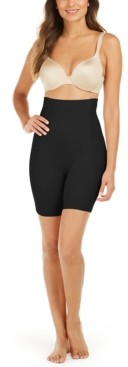 Miraclesuit Women's Smooth Sculpt Hi-Waist Thigh Slimmer 2869