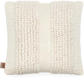 """UGG Hanna Chunky Pillow, 20""""Sq."""