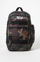 Vans Transient III Camo Skatepack Backpack