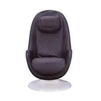 Homedics Full Body Massage Chair Cozzia Fabric: Faux Leather Espresso