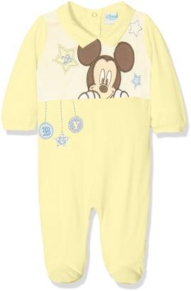Mickey Mouse Baby Boys' dors-bien Sleepsuit