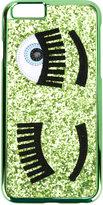 Chiara Ferragni Flirting iPhone 6/6s case - women - PVC/Polyester/Polyurethane - One Size