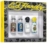 Ed Hardy Men's Cologne Collection Gift Set