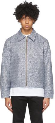 Noon Goons Grey Plata Rose Jacket