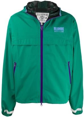 Billionaire Boys Club Zipped Hooded Track Jacket