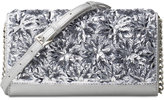 MICHAEL Michael Kors Flora Burst Extra Large Wallet On A Chain